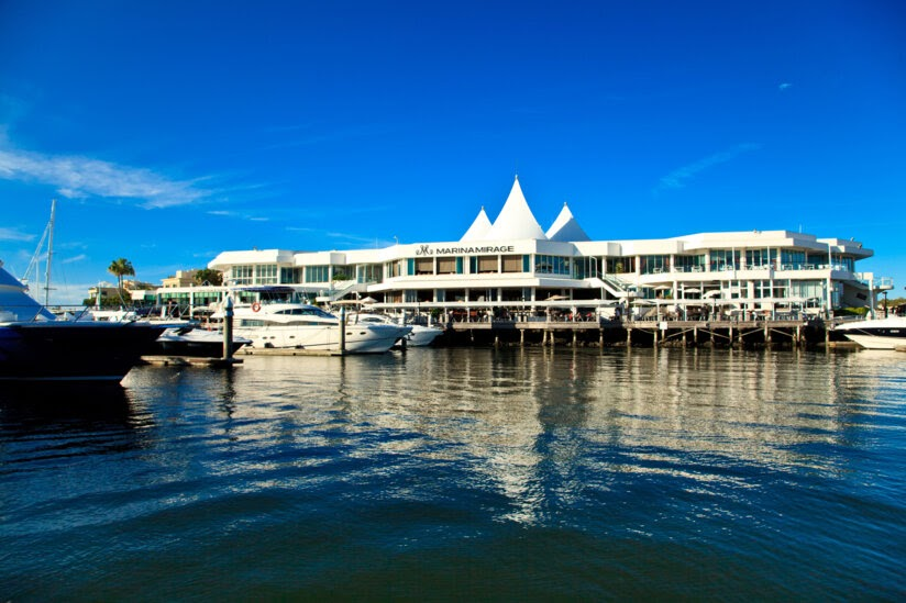 Destination overview: The marvels of Marina Mirage